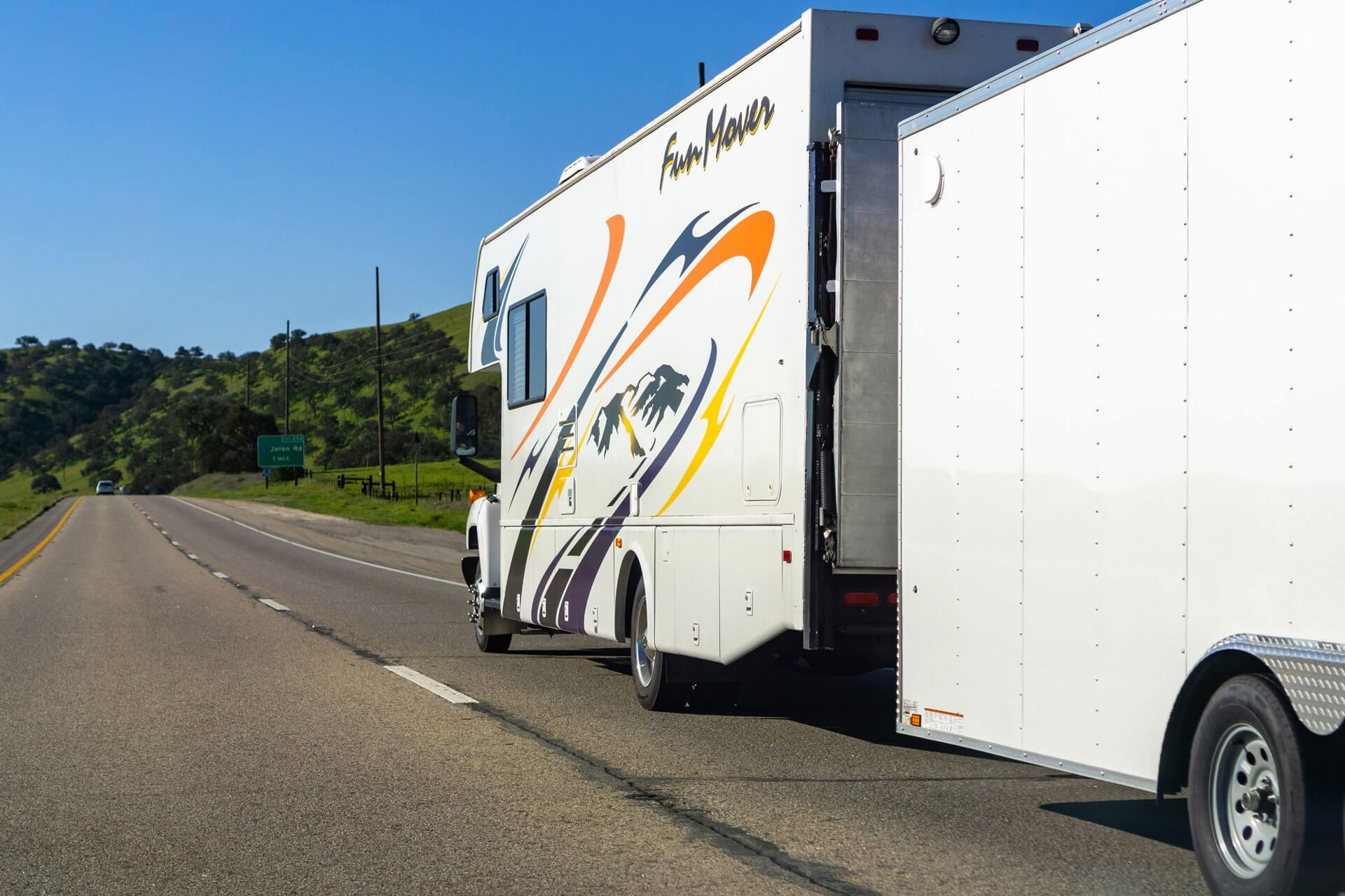 Motorhome & Travel Trailer Lock & Keys Local Service