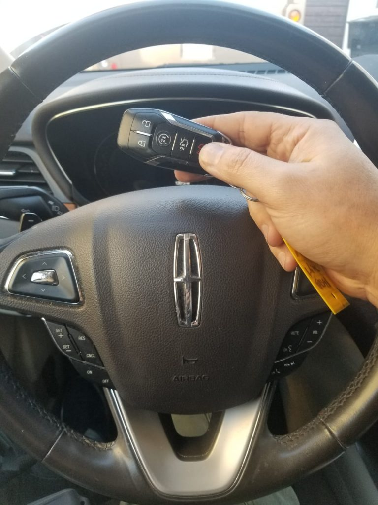 Key Made for Hyundai